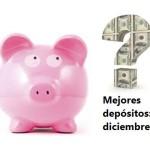 Los depósitos más rentables de diciembre: ¡aún existe el 3% TAE!