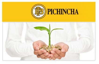 pichincha vuelve a bajar sus depositos