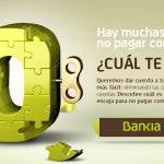 Nueva campaña Bankia sin comisiones: pide mucho y da poco