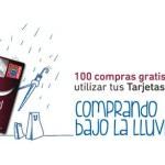 CajaSur rebautiza sus tarjetas y sortea 100 compras mensuales entre sus clientes