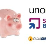 Unoe, Self Bank y Caixa Guissona suben la rentabilidad de sus depósitos