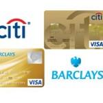 ¿Qué tarjeta de crédito Oro es mejor: Citibank o Barclays?