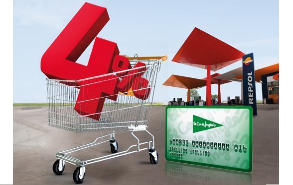 1228c8f447c 4% de descuento en supermercados con la Tarjeta de Compra de El Corte Ingles