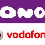 Suspendida, temporalmente, la fusión Vodafone - Ono