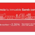 Nueva hipoteca UCI-SAREB desde Euríbor + 2,35%