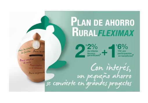 plan de ahorro fleximax caja rural granada ruralvia