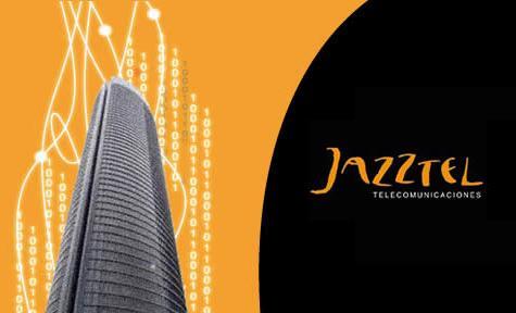 jazztel fibra óptica