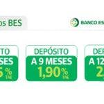 BES baja la rentabilidad de sus depósitos y sitúa el interés máximo en el 2,10 % TAE