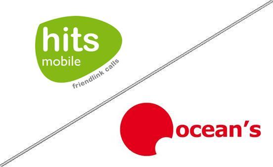mejor tarifa móvil de datos ocean's o hitsmobile