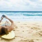 Cuentas con rentabilidad que podrás contratar desde una hamaca en la playa