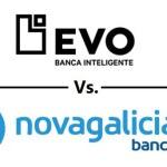 EVO Banco vs. Novagalicia Banco: dos cuentas jóvenes perfectas para viajar