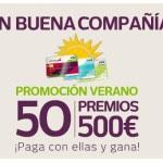Laboral Kutxa sortea 50 premios de 500 € por utilizar sus tarjetas