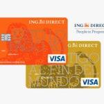 Visa Oro ING: la más barata del mercado... si te comprometes a devolver el dinero en un plazo concreto
