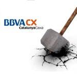"""BBVA eliminará el """"suelo"""" de todas las hipotecas de CatalunyaCaixa"""