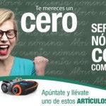 Caja Rural de Granada estrena el Servicio Nómina Cero Comisiones y regala un móvil o una cámara