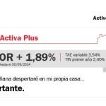 ActivoBank baja el interés de la Hipoteca Activa Plus: ¡ahora a Euríbor + 1,89 %!