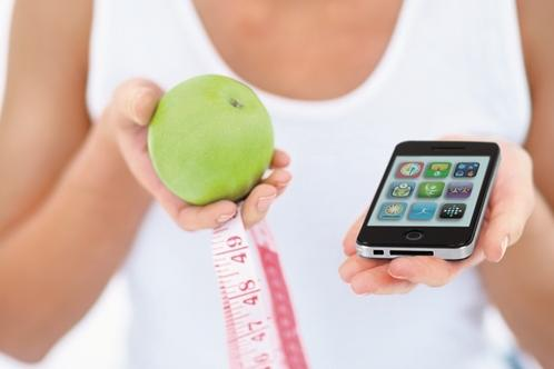 apps móviles perder peso