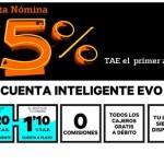 Comparativa: Bankinter versus EVO Banco [09/01/2015]