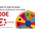 Ok Money te presta dinero ¡gratis! durante 2 semanas