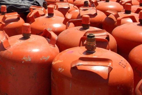 El gas butano baja de precio por 5ª vez consecutiva