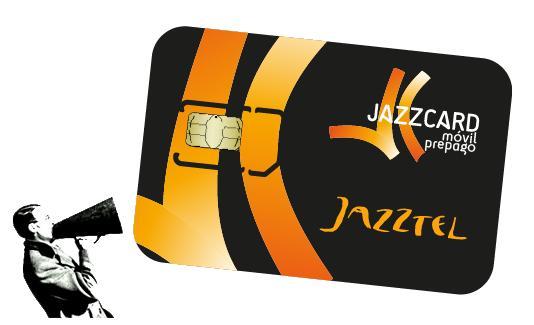 jazzcard cierra