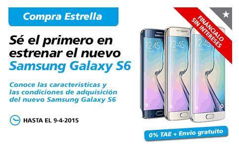 La Caixa Financia El Samsung Galaxy S6 Al 0 Tae Helpmycash