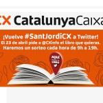 Elige un libro por Sant Jordi, ¡CatalunyaCaixa te lo regala!