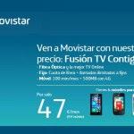 Entran en vigor los nuevos precios de Movistar Fusión