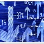 """La Bolsa sigue """"imponiéndose"""" a la deuda"""