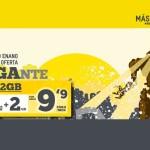 MÁSMÓVIL lanza la tarifa con 2 GB más barata
