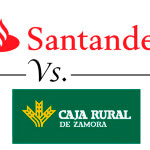 Comparativa: Caja Rural de Zamora al 7 % vs. Santander al 3 % [01/07/2015]