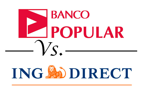 comparativa ing vs banco popular para domiciliar la nomina