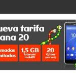 Llegan las nuevas tarifas móvil R con hasta 5 GB