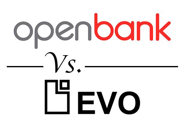cuentas sin comisiones evo vs openbank