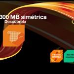 Orange se lanza a la velocidad simétrica con hasta 300 MB