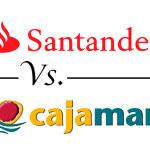 Comparativa de cuentas remuneradas: Cajamar vs. Santander [27/08/2015]