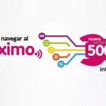 La fibra óptica de las telecos del norte acelera hasta los 500 MB