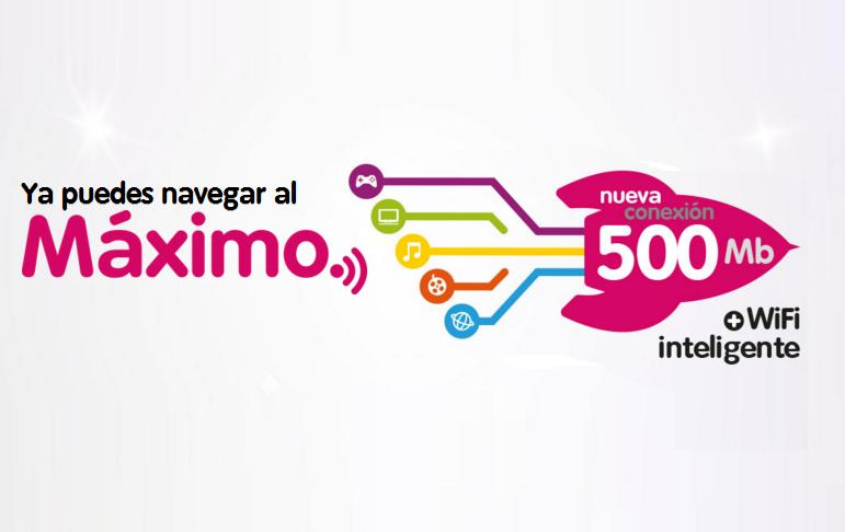 telecable 500 MB