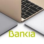 Bankia sortea 10 Macbook Air por utilizar su servicio online