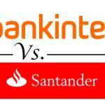 Comparativa de cuentas remuneradas: Santander vs. Bankinter