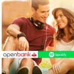 La Cuenta Corriente Operativa de Openbank regala 3 meses de Spotify gratis.