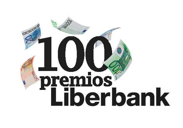 liberbank 100 premios de hasta 300 euros