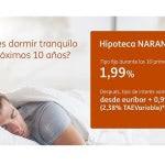 ING baja el interés de la Hipoteca Naranja Mixta hasta el 1,99 %