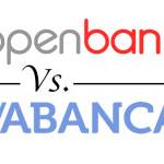 Comparativa cuentas online: Openbank vs. Abanca