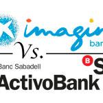 Comparativa de cuentas sin comisiones: imaginBank vs. ActivoBank