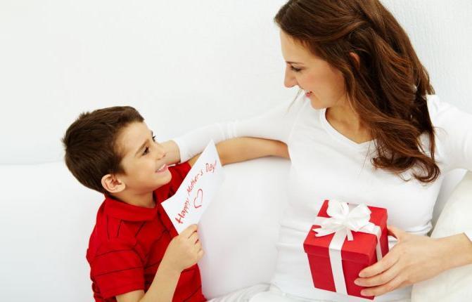 móviles para regalar día de la madre