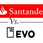 Comparativa de cuentas remuneradas: Santander vs. EVO Banco