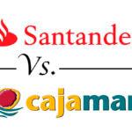 Comparativa de cuentas remuneradas: Santander vs. Cajamar