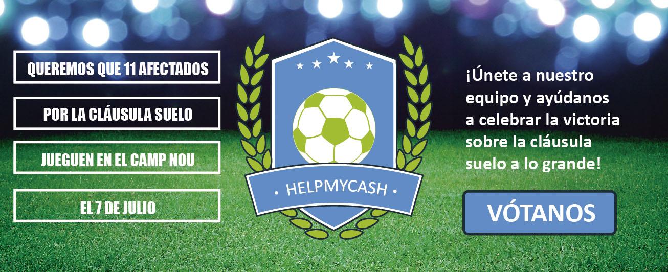 Helpmycash vamos a marcarle un gol a la cl usula suelo en for Noticias clausula suelo