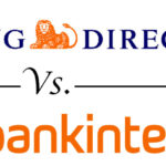 Comparativa cuentas sin nómina: ING Direct vs. Bankinter